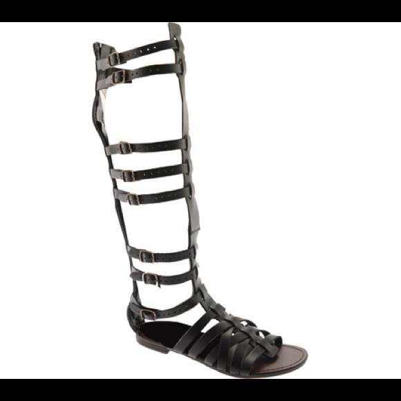 e17069d8c4c Steve Madden Sparta gladiator sandal. M 5c1b42649fe486e2fab8b595